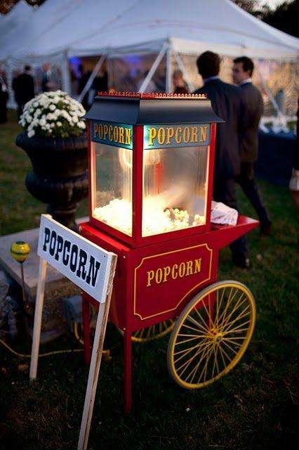 Pop Corn Station
