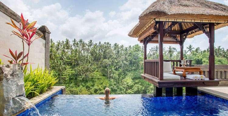 Deluxe Villa at Viceroy Bali