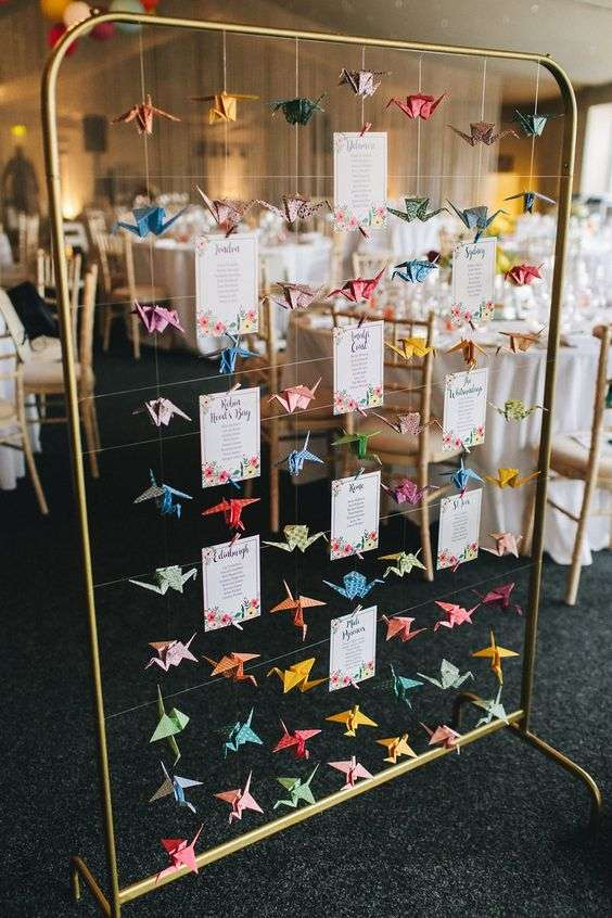 Origami Wedding Invitations 2