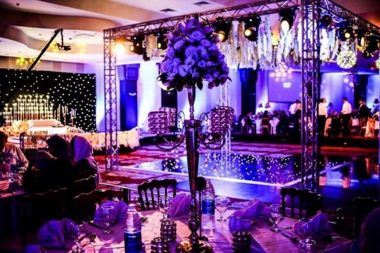 حفل زفاف في عمان