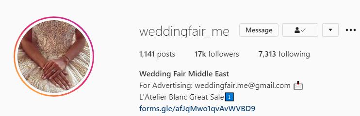 Wedding Fair ME