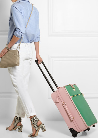 حقيبة جلدية من دولتشي آند غابانا