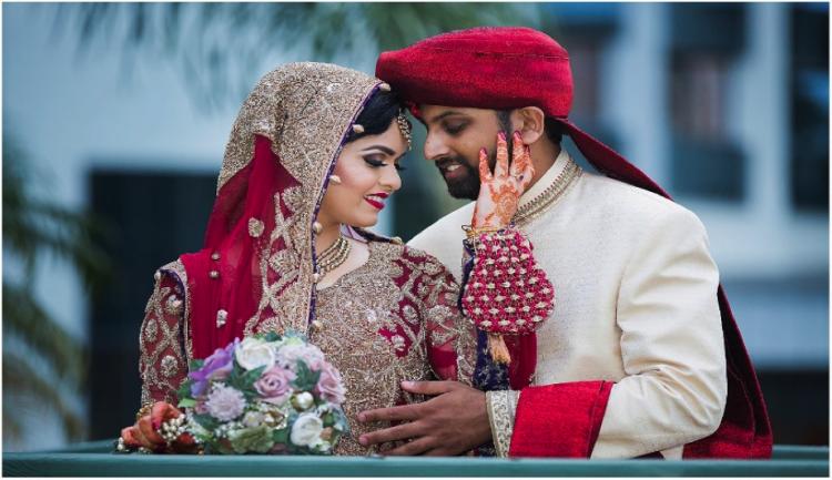 زوجان مسلمان هنديان