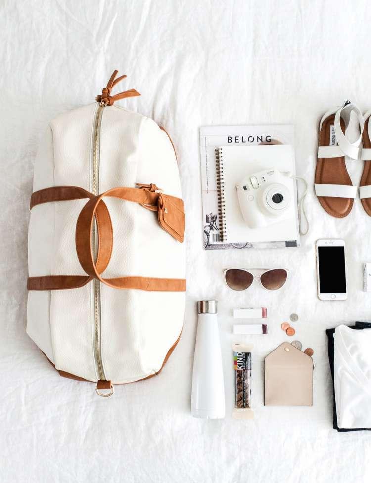 Honeymoon Packing Details