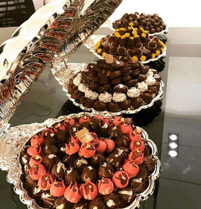 أوبرا خدمات الطعام والحلويات