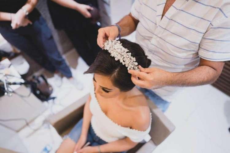 حفل زفاف أنيق في عمان