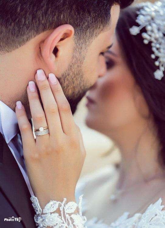 حفل زفاف أحمد وإيمان في لبنان