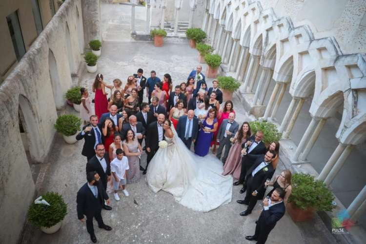Marianne and Marc Wedding in Italy