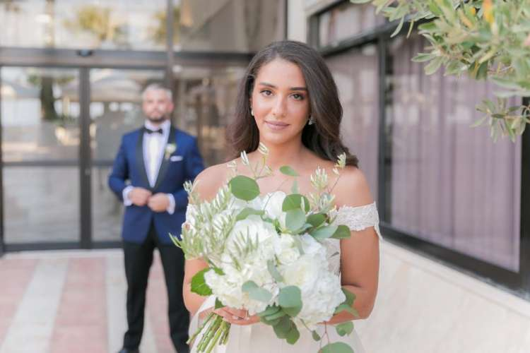 Beisan and Saad Wedding in Cyprus 2