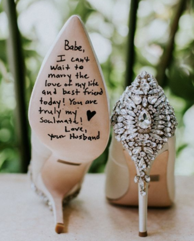 Notes on Bridal Shoes