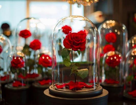 Forever Rose Dubai Mall