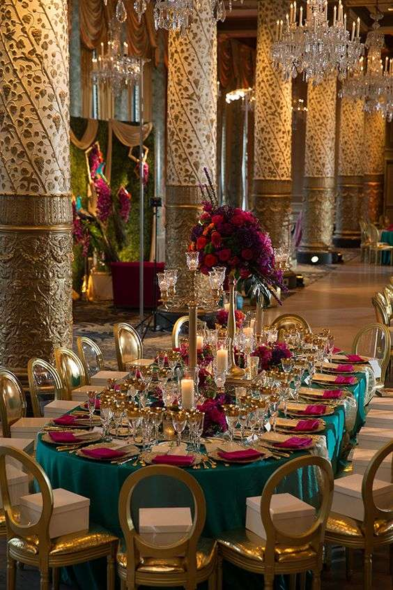 Egyptian Wedding Theme