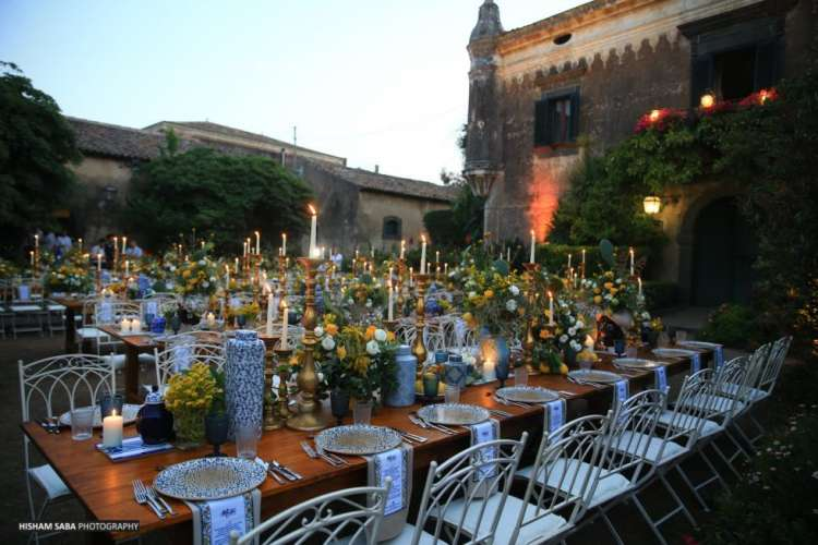 Italian Wedding Theme 1