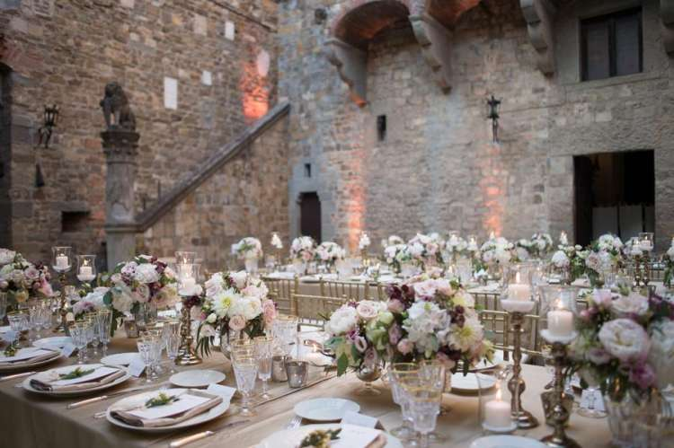 Italian Wedding Theme