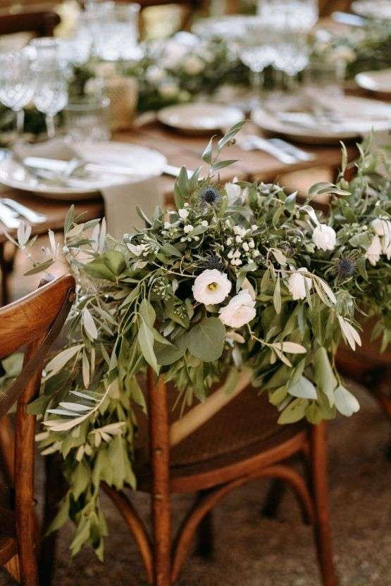 Olive Tree Wedding Theme