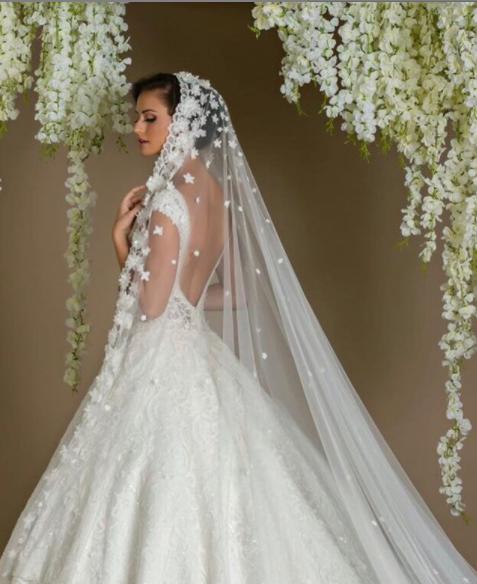 سوليدا لأزياء العرائس