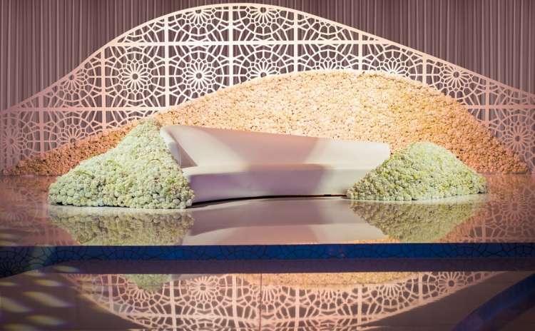Arabesque Wedding Theme