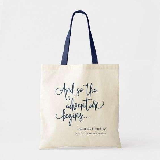 Welcome Totes