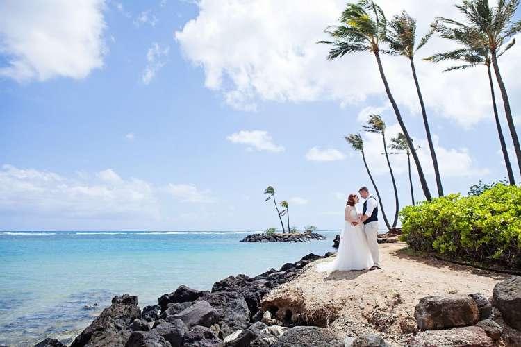 مناظر الجزيرة في هاواي