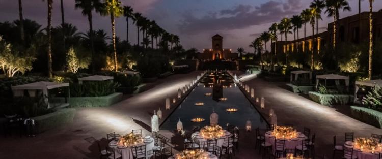 فندق سلمان مراكش، المغرب