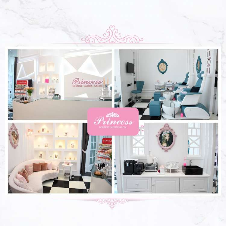 Princess Lounge Ladies Salon
