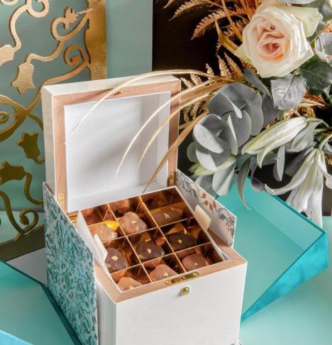 Forrey & Galland Chocolatier