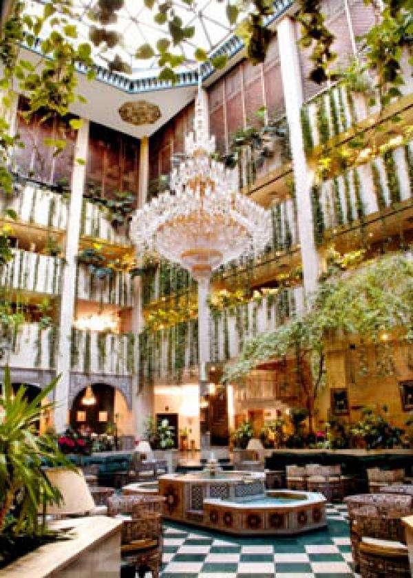 فندق قصر الشام