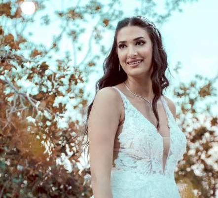 جمال العروس