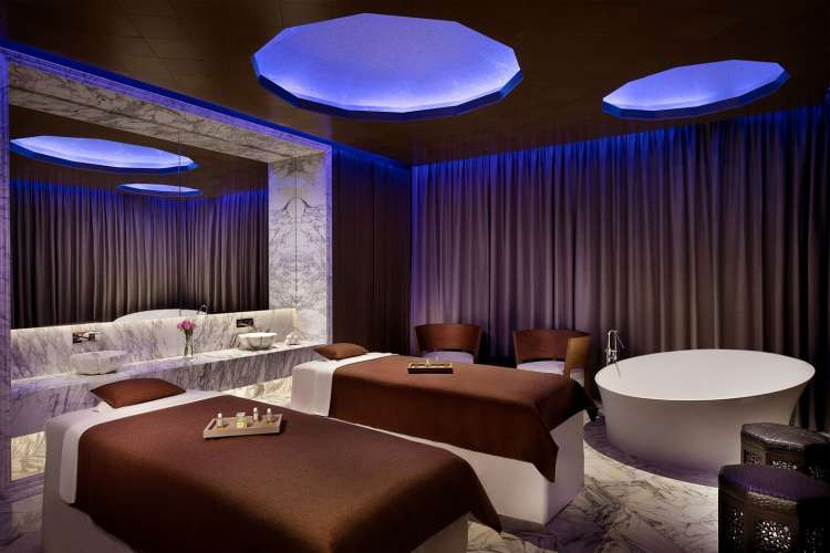 Away Spa at W Muscat