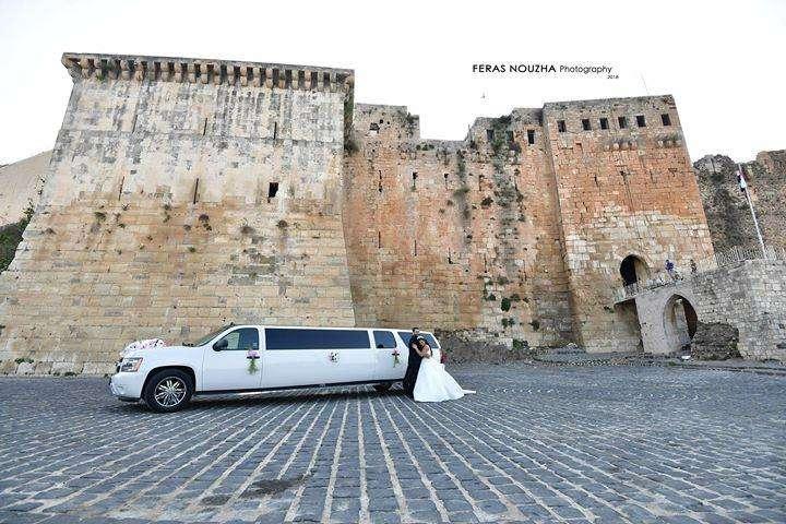 Wedding in Syria