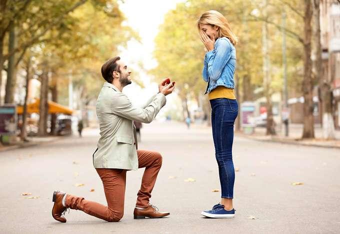 أفكار مبتكرة لطلب زواج مميز في عيد الحب