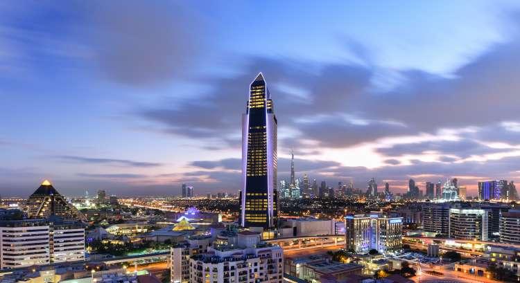 Sofitel Obelisk Dubai