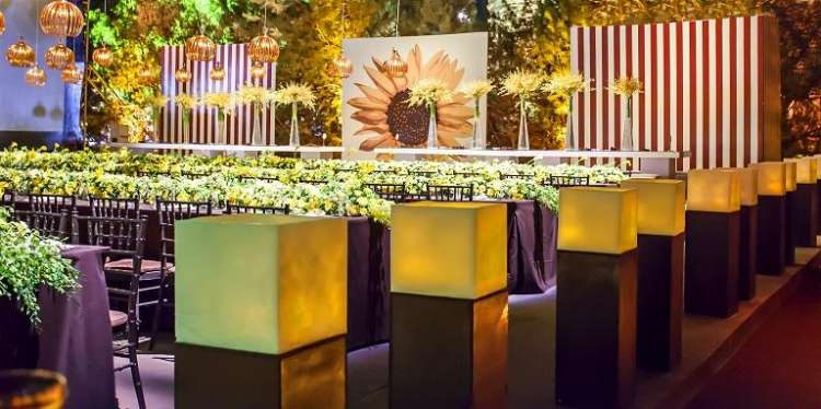 Sunflower Wedding in Jordan