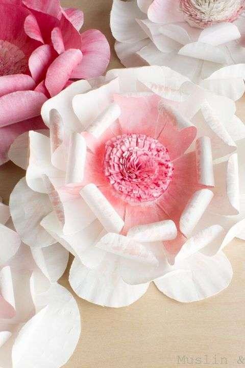 DIY Faux Flower