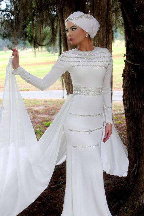 Turban Bride