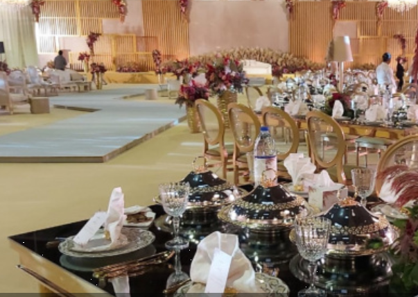 Al Zahia Events & Weddings Hall