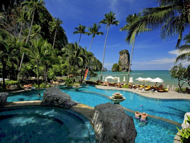 Centara Grand Beach Resort & Villas: Krabi Town, Thailand