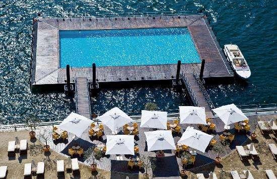 Grand Hotel Tremezzo in Tremezzo, Italy