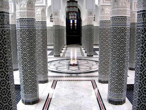 فندق لا مامونيا، المغرب