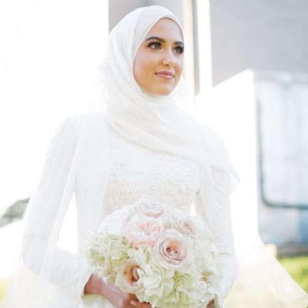 Bridal Hijab Tips