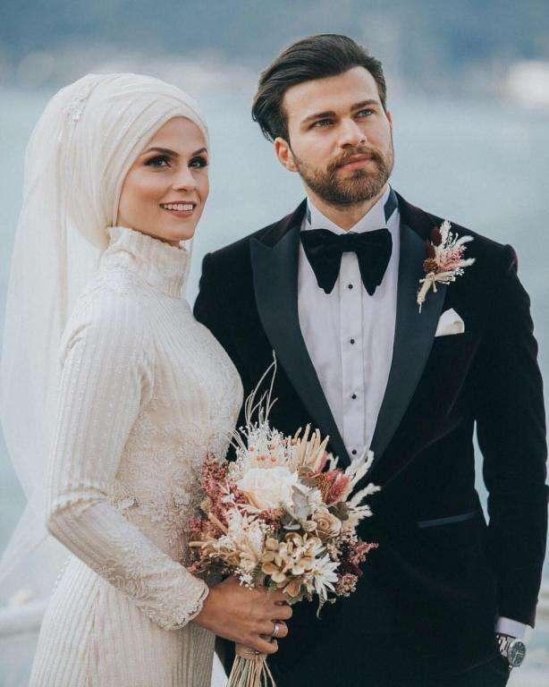 Hijab Bridal Style