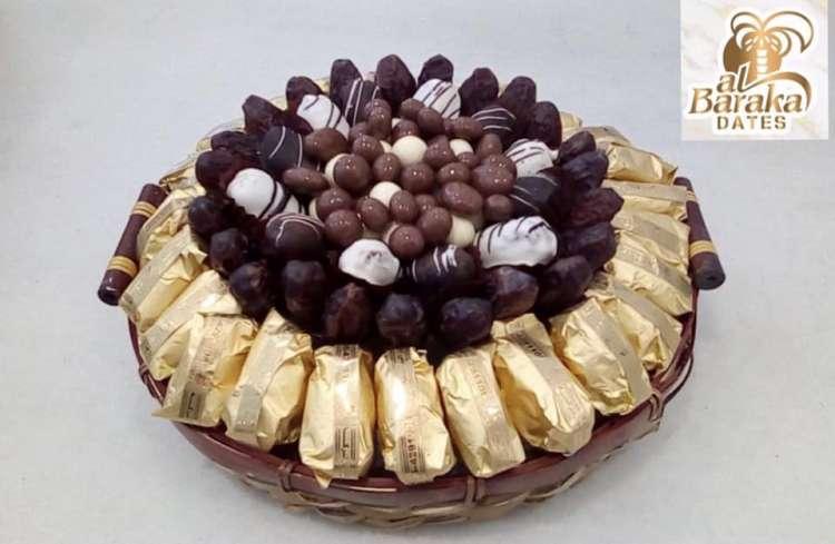البركة للتمور والشوكولاتة