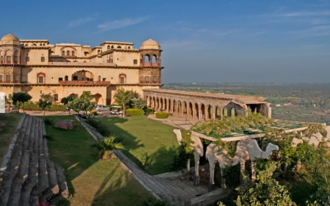 Tijara Fort Palace ,Rajasthan