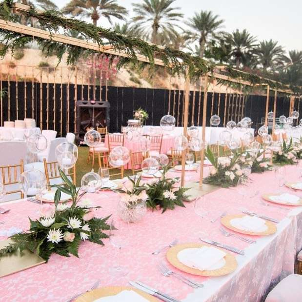Mosaic Events Planner