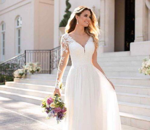 New Century Wedding Dresses