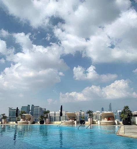 فندق فورسيزنز أبو ظبي في جزيرة المارية