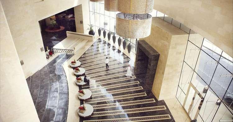 فندق رافلز دبي