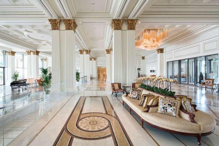 فندق بالازو فيرساتشي