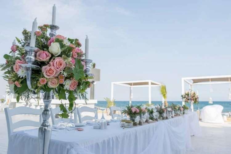 Galu Seaside, a wedding venue in Larnaca