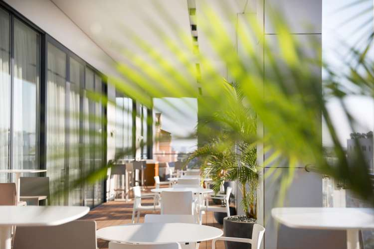 Skybar at Radisson Blu Hotel